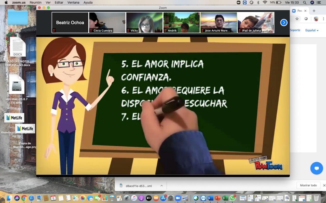 Aulas Felices en Casa Puebla
